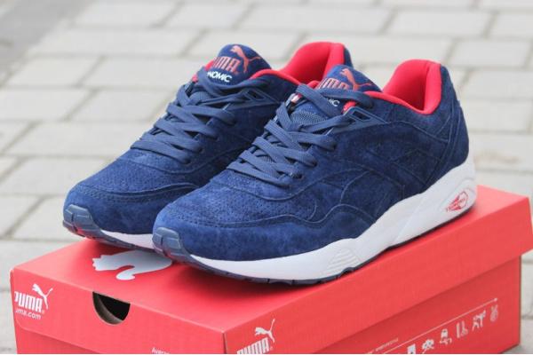 Мужские кроссовки Puma Trinomic синие