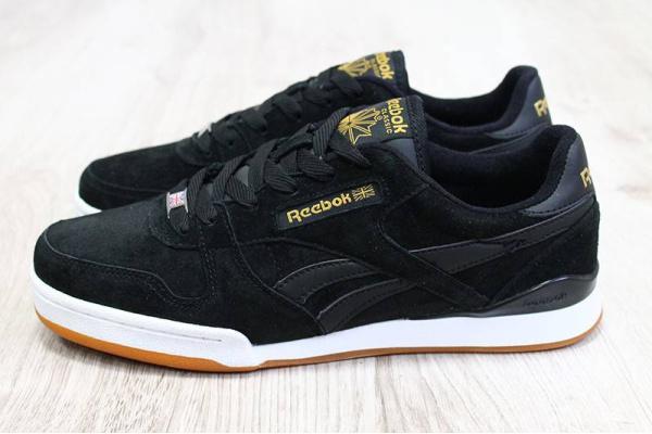 Мужские кроссовки Reebok Classic черные