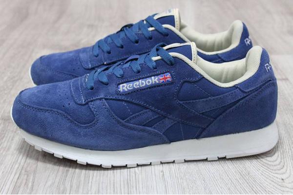 Мужские кроссовки Reebok Classic синие