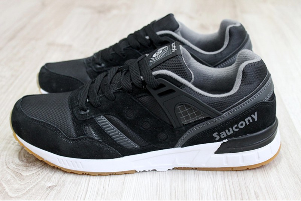 Мужские кроссовки Saucony Grid SD черные