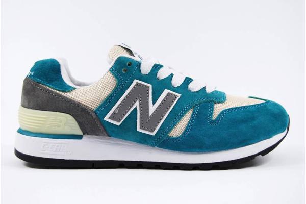 Женские кроссовки New Balance 670 бирюзовые