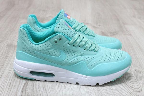 Женские кроссовки Nike Air Max Hyperfuse бирюзовые