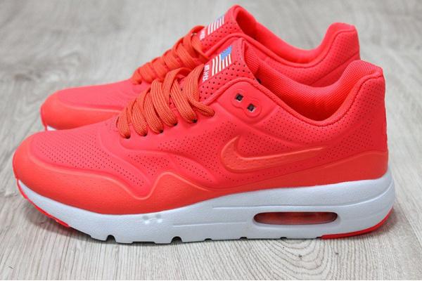Женские кроссовки Nike Air Max Hyperfuse коралловые