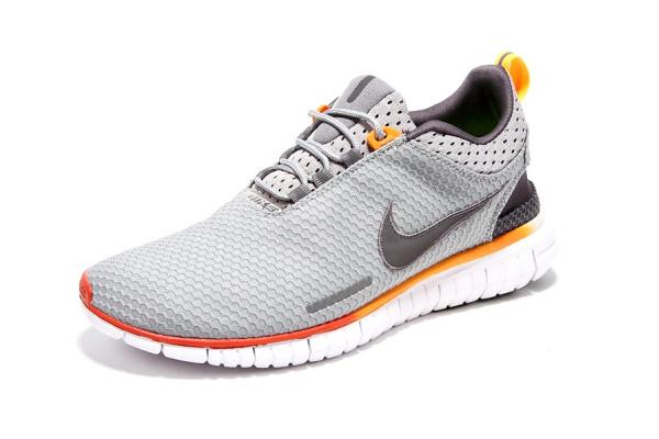 Женские кроссовки Nike Free Run 3.0 серые