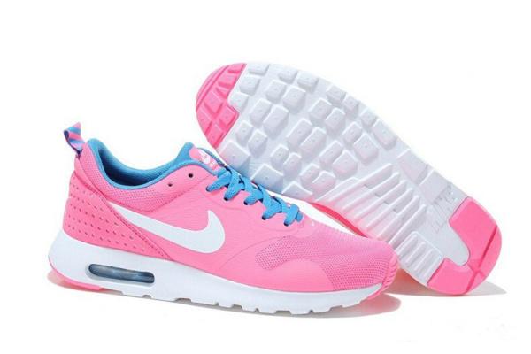 Женские кроссовки Nike Tavas розовые