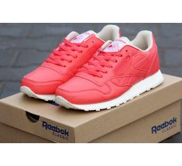 Купить Женские кроссовки Reebok Classic коралловые