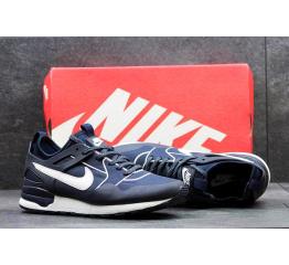 Купить Мужские кроссовки Nike Air Pegasus 89 Tech темно-синие с белым в Украине