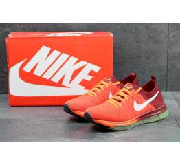Купить Мужские кроссовки Nike Zoom All Out оранжевые в Украине