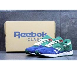 Купить Мужские кроссовки Reebok HEXALITE зеленые с синим в Украине