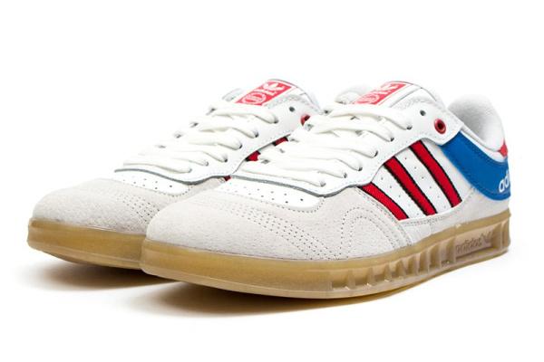 Мужские кроссовки Adidas Handball Top белые