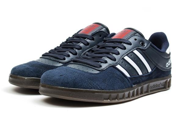 Мужские кроссовки Adidas Handball Top темно-синие
