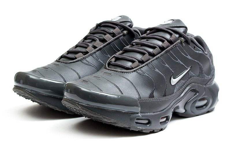 40f054ce Nike (Найк) кроссовки Air Max Plus TN серые купить | ASPOLO