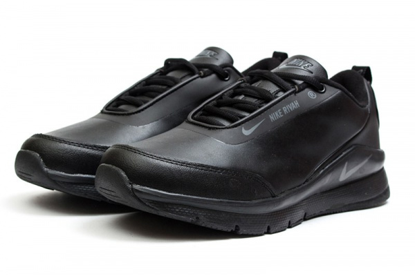 Мужские кроссовки Nike Rivah Premium черные