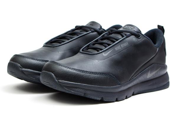 Мужские кроссовки Nike Rivah Premium темно-синие