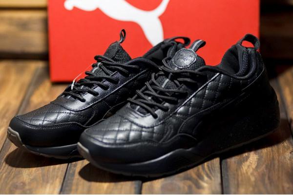 Мужские кроссовки Puma x Highsnobiety x Ronnie Fieg R698 черные