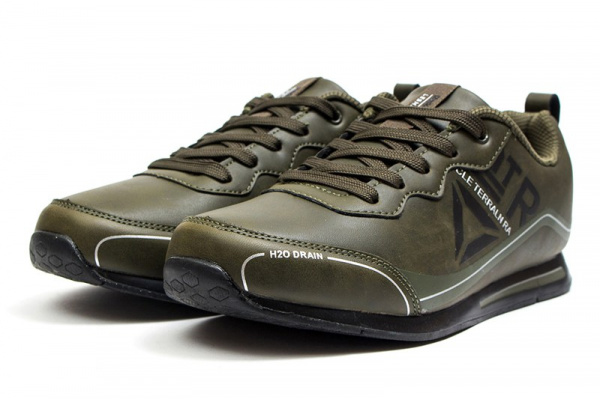 Мужские кроссовки Reebok H20 Drain зеленые