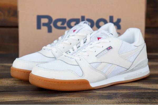 Мужские кроссовки Reebok Phase 1 белые