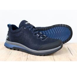 Мужские туфли для активного отдыха Ecco темно-синие