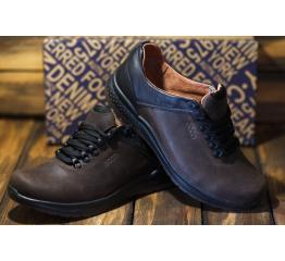 Мужские туфли Ecco коричневые