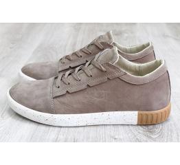 Купить Мужские туфли сникеры бежевые