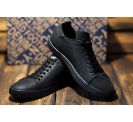Мужские туфли сникеры Guess черные