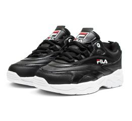 Купить Жіночі кросівки Fila Ray чорні
