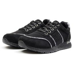 Купить Жіночі кросівки Ideal Black чорні