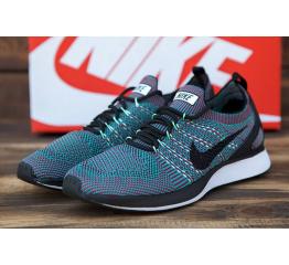 Купить Женские кроссовки Nike Free Run бирюзовые с бордовым