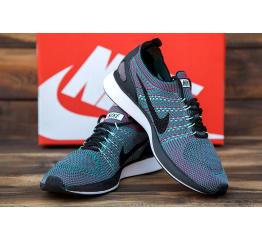 Купить Женские кроссовки Nike Free Run бирюзовые с бордовым в Украине