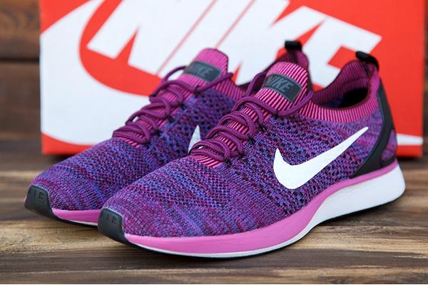 Женские кроссовки Nike Free Run фиолетовые