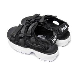 Женские сандалии Fila Disruptor SD черные