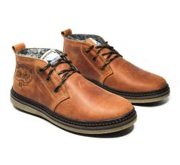 Купить Чоловічі черевики зимові Montana коричневі