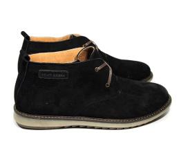 Мужские ботинки Point черные