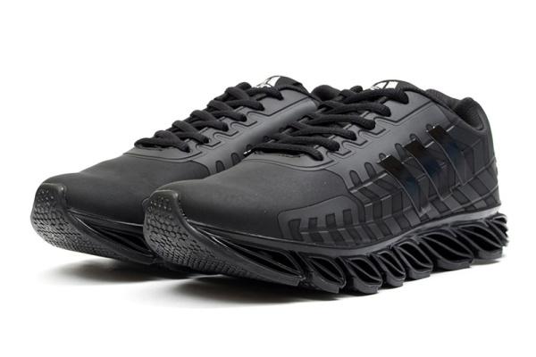 Мужские кроссовки Adidas Springblade SE черные