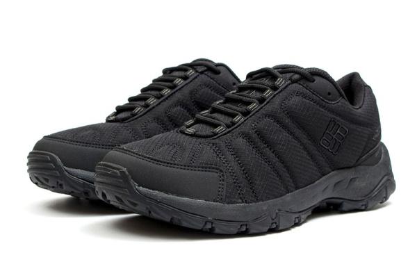 Мужские кроссовки для активного отдыха Columbia черные