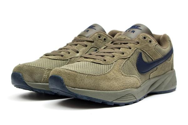 Мужские кроссовки Nike Air хаки