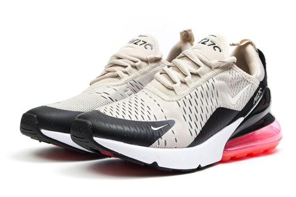 Мужские кроссовки Nike Air Max 270 бежевые