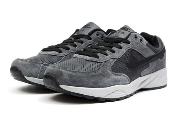 Мужские кроссовки Nike Air серые