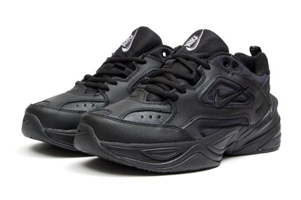 Мужские кроссовки Nike M2K Tekno черные