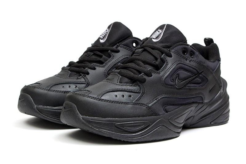 0e02386f Nike (Найк) кроссовки M2K Tekno черные купить | ASPOLO