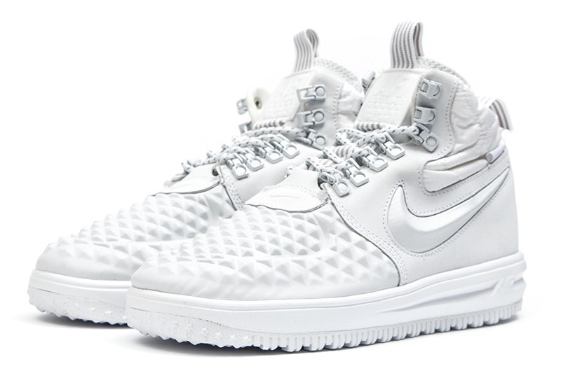 c6b7d962 Nike (Найк) кроссовки Lunar Force 1 Duckboot '17 белые купить | ASPOLO