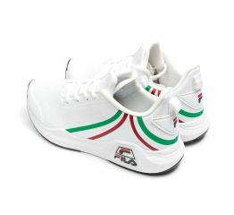 Купить Жіночі кросівки Fila білі в Украине