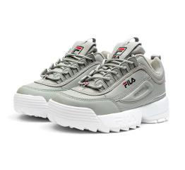 Купить Жіночі кросівки Fila Disruptor II хаки