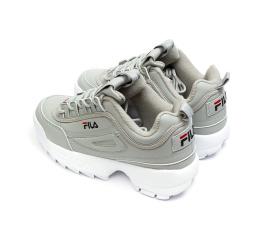 Купить Жіночі кросівки Fila Disruptor II хаки в Украине