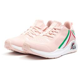 Купить Жіночі кросівки Fila рожеві