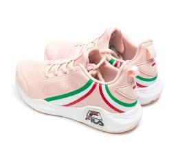 Купить Жіночі кросівки Fila рожеві в Украине