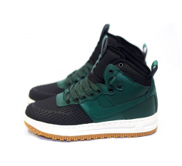 Купить Чоловічі високі кросівки Nike Lunar Force 1 Duckboot зелені