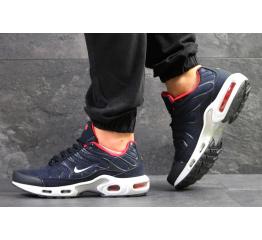 Купить Мужские кроссовки Nike Air Max Plus TN темно-синие