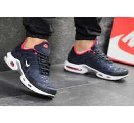 Купить Чоловічі кросівки Nike Air Max Plus TN темно-сині в Украине