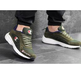 Купить Чоловічі кросівки Champion зелені в Украине